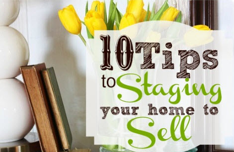 Staging Tips to Sell a Home Fast