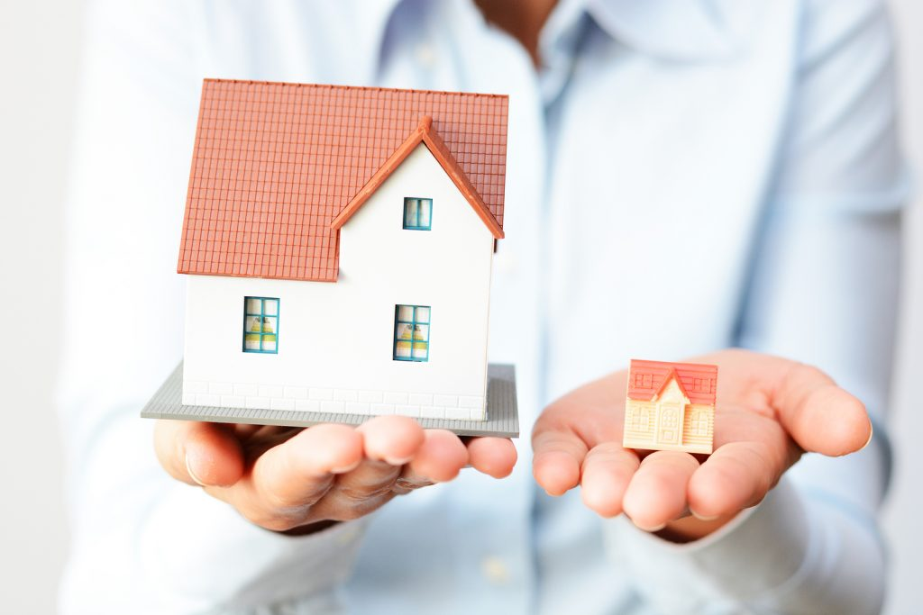 18 Jul Tips For Downsizing To A Smaller Home