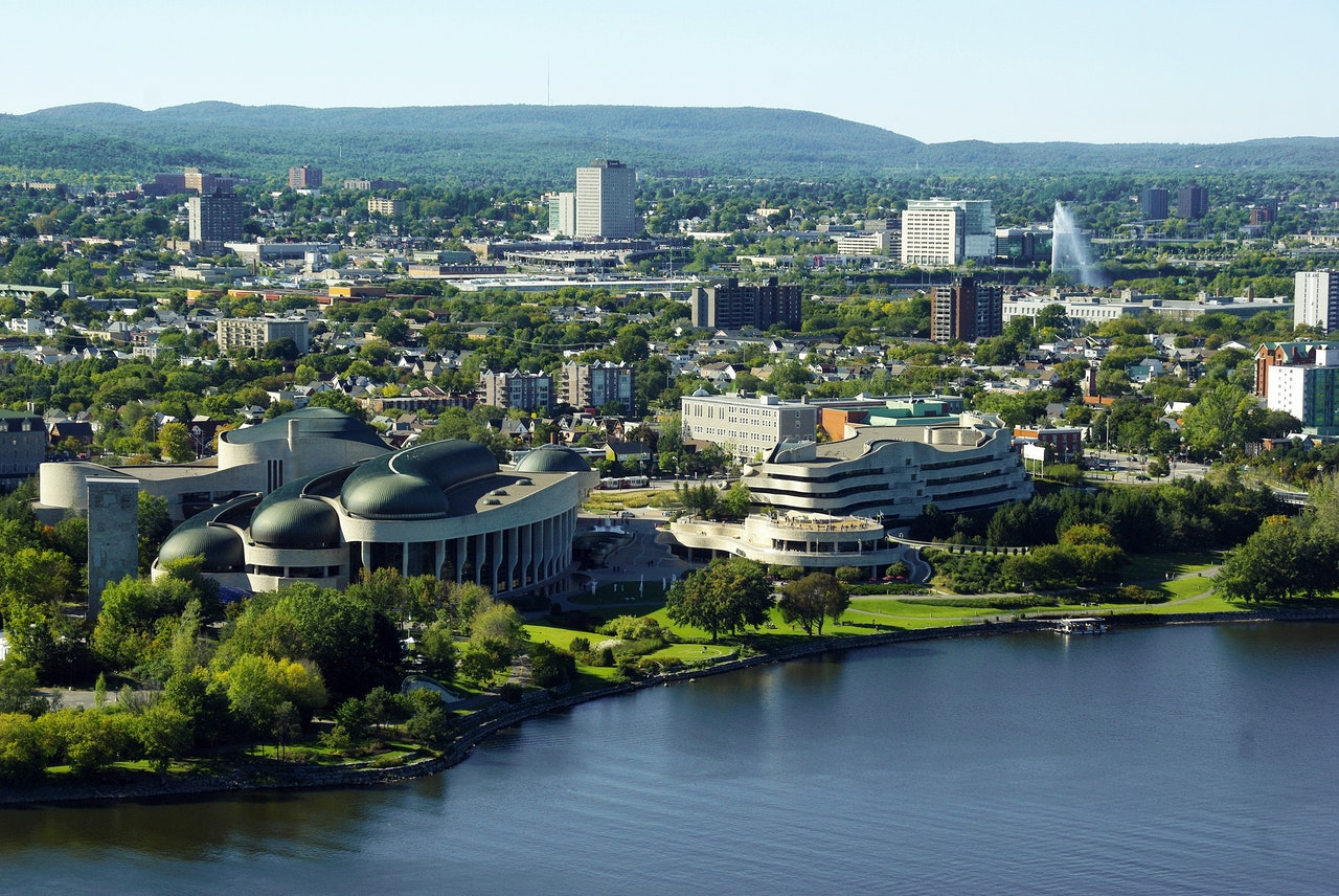Downtown Ottawa: Capital Mortgages